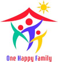 one happy family logo