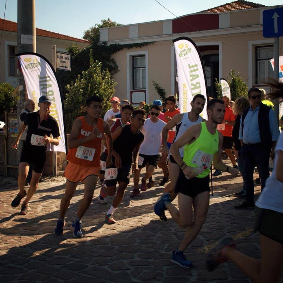 RUN FOR LIFE -