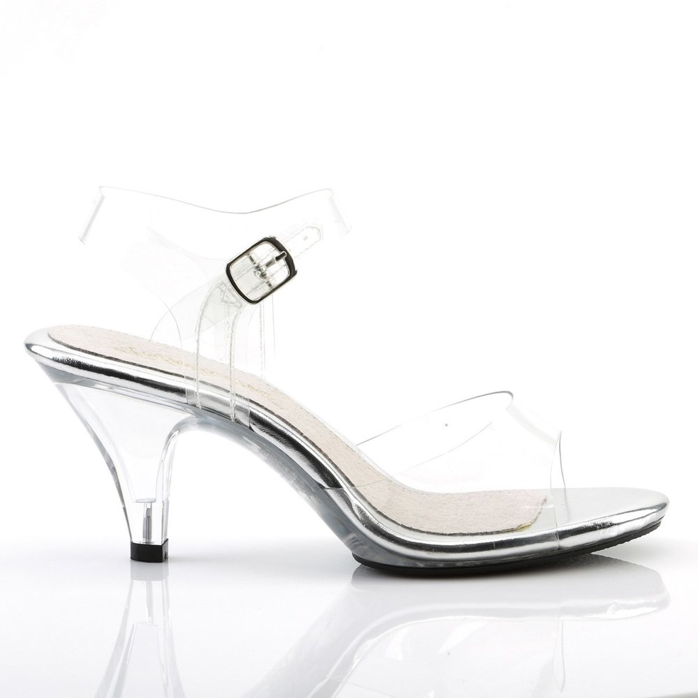 Belle 308 Posing Shoe Small Heel With Strap