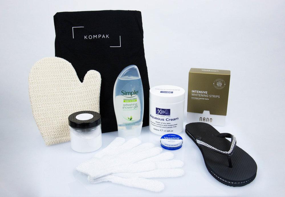 Skin Prep Essentials Bodybuilding