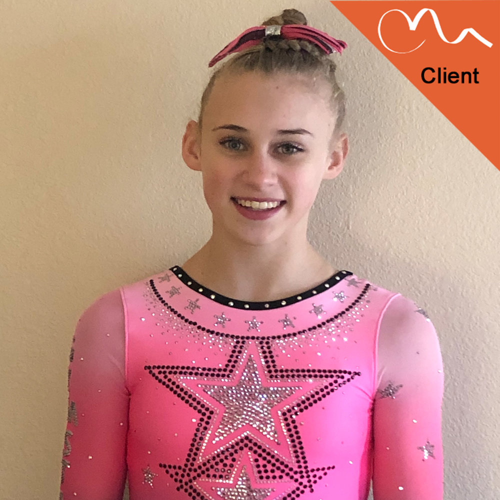 Delaney Bruns - Class of 2021Region 8, Level 10 gymnast atGymstars, Collierville, TN***************************************2019 Season Goals:To compete a jeager to immediate overshoot, yurchenko full, and both a double pike & double back in my floor routine. I also strive to compete at the 2019 JO National Championships.Long Term Goal:To compete in college gymnastics.