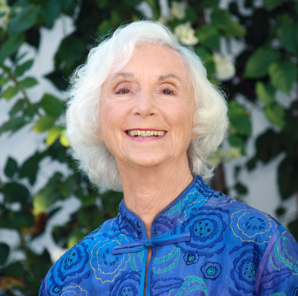 "Barbara Marx Hubbard has been called ""the voice for conscious evolution of our time,"" by Deepak Chopra. She is the subject of Neale Donald Walsh's book ""The Mother of Invention."""