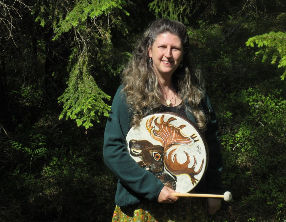 Imelda Almqvist  is an international teacher of shamanism and sacred art.   Her book   Natural Born Shamans: A Spiritual Toolkit For Life - Using Shamanism Creatively with Young People of All Ages   was published by Moon Books in 2016.