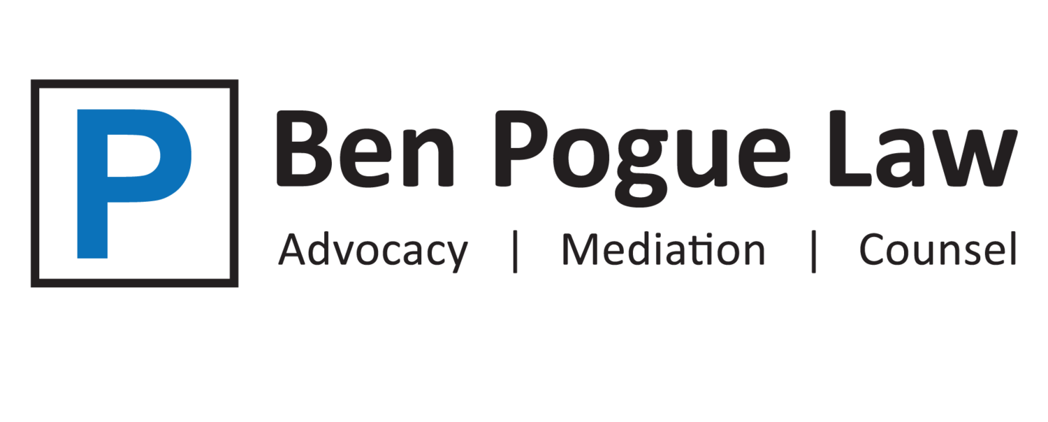 Ben Pogue Law, LLC