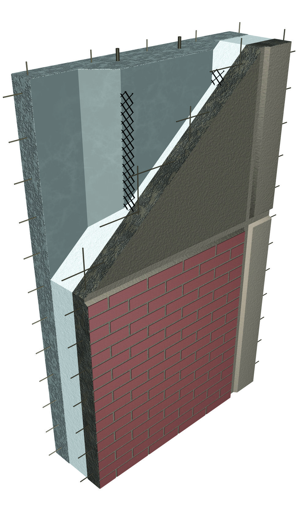 Composite with Continuous Insulation