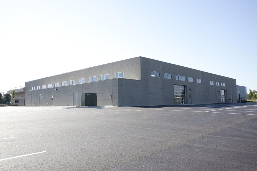Mid-States Concrete Anderson Toyota/Lexus 2