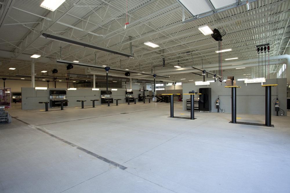 Mid-States Concrete Anderson Toyota/Lexus 3