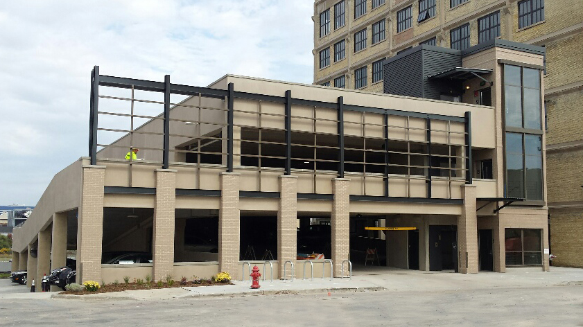 408 W Florida Parking Deck