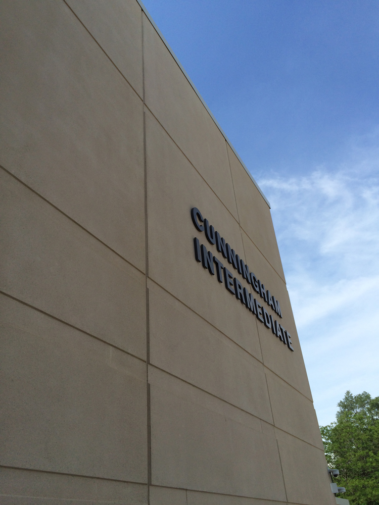 Cunningham Intermediate School: Beloit, Wisc.
