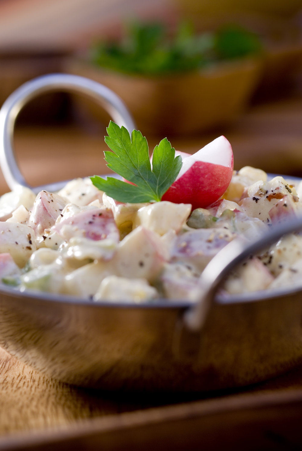 Mary~Rose'sDelicious Potato Salad -
