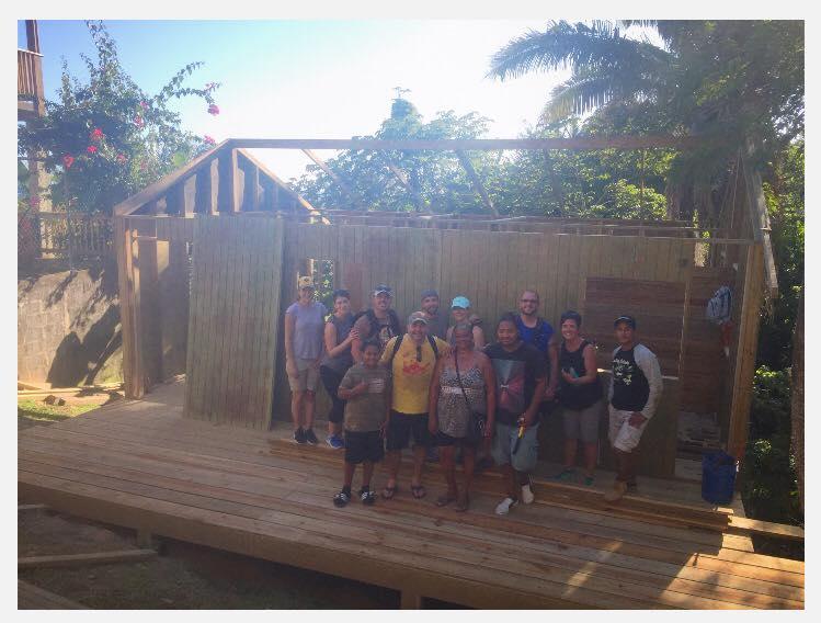 build a house in honduras