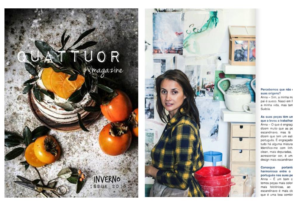 Quattour Magazine — 2016