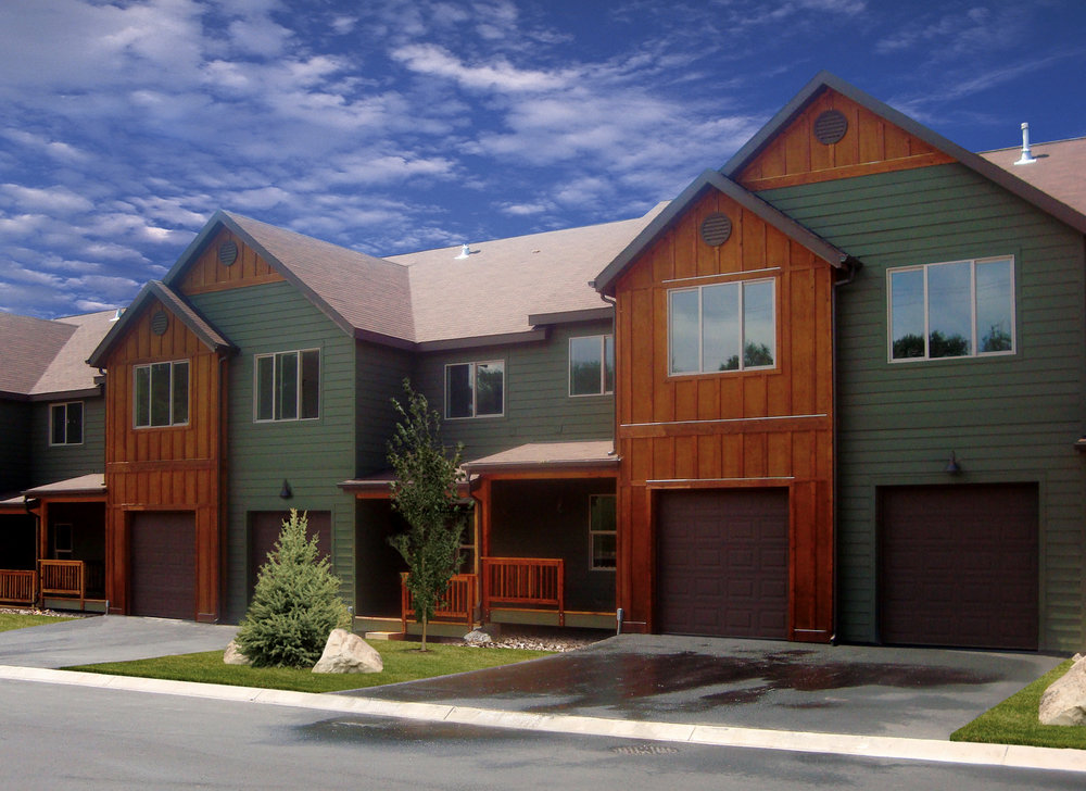 Creekside Townhomes