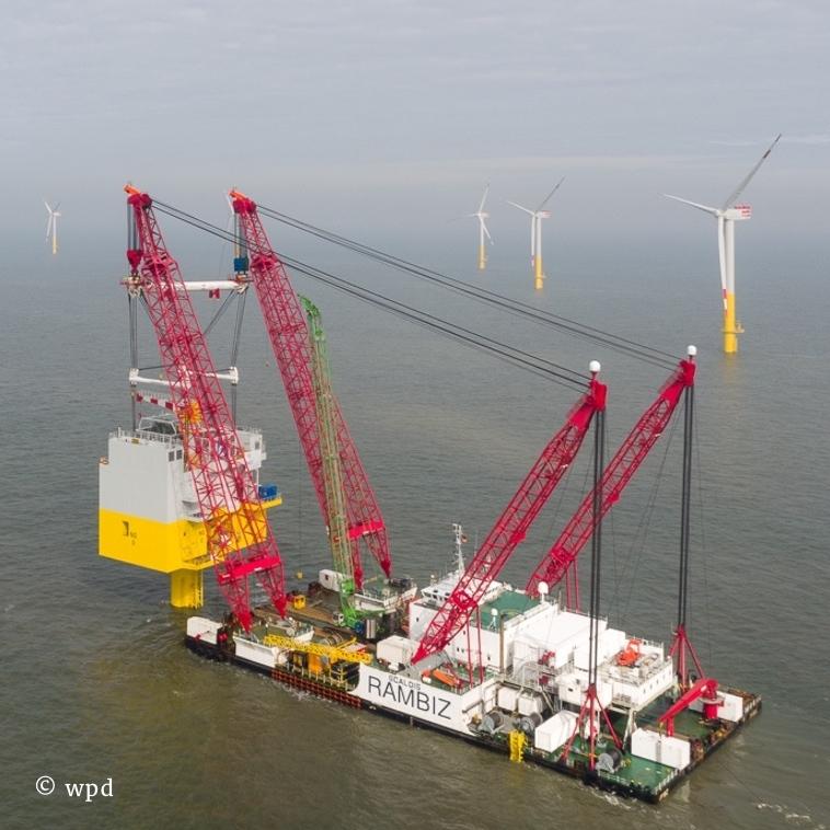 Partner Emdion an Bord der OSS Plattform Nordergründe - 1. November 2017Das 2017 in Betrieb genommene Umspannwerk des Nordsee-Windparks setzt nicht zuletzt durch die Technologie unseres Partnerunternehmens neue Maßstäbe bei Sicherheits-, Kommunikations- und Automationssystemen.