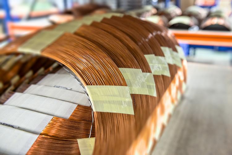 把如此多的关心和对细节的关注倾注到您的线圈的生产中,产品从我们的工厂到您的仓库,也会得到最大的保护。