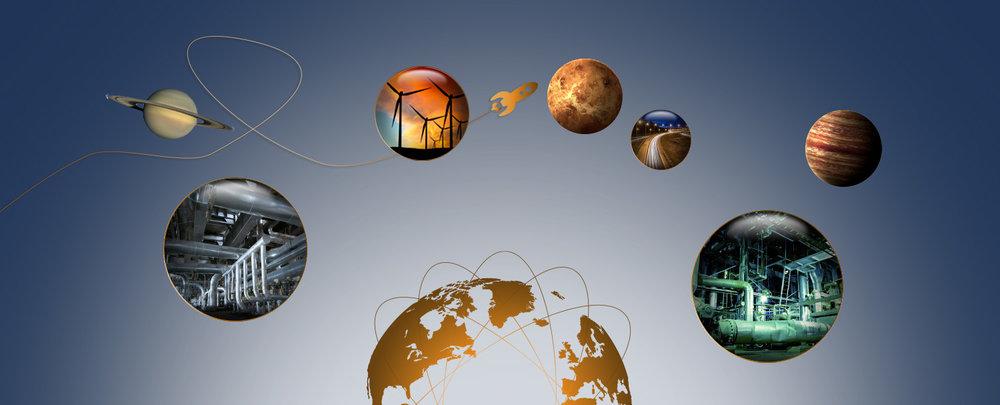 恩斯迪线圈科技应用于全球传统和新兴行业