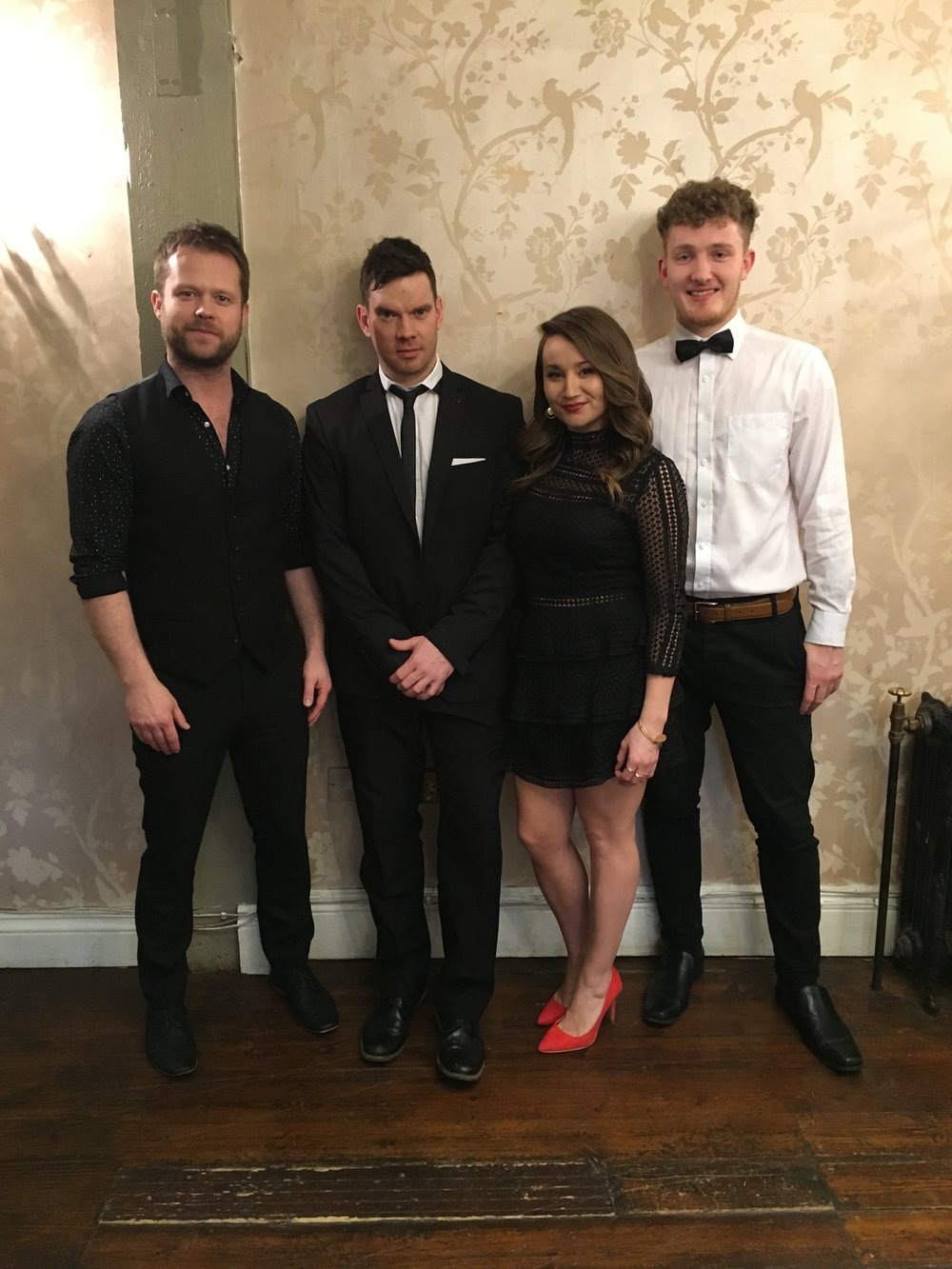 The Carly Coonagh Quartet