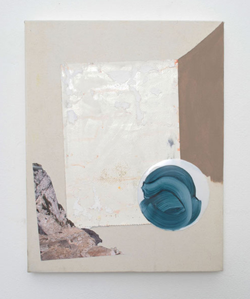 Untitled (Gibraltar Rock), 2011