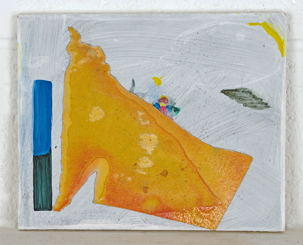 Untitled (Yellow shadow), 2014