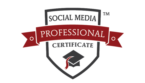 The Social Media Professional Certificate — Higher Education ...