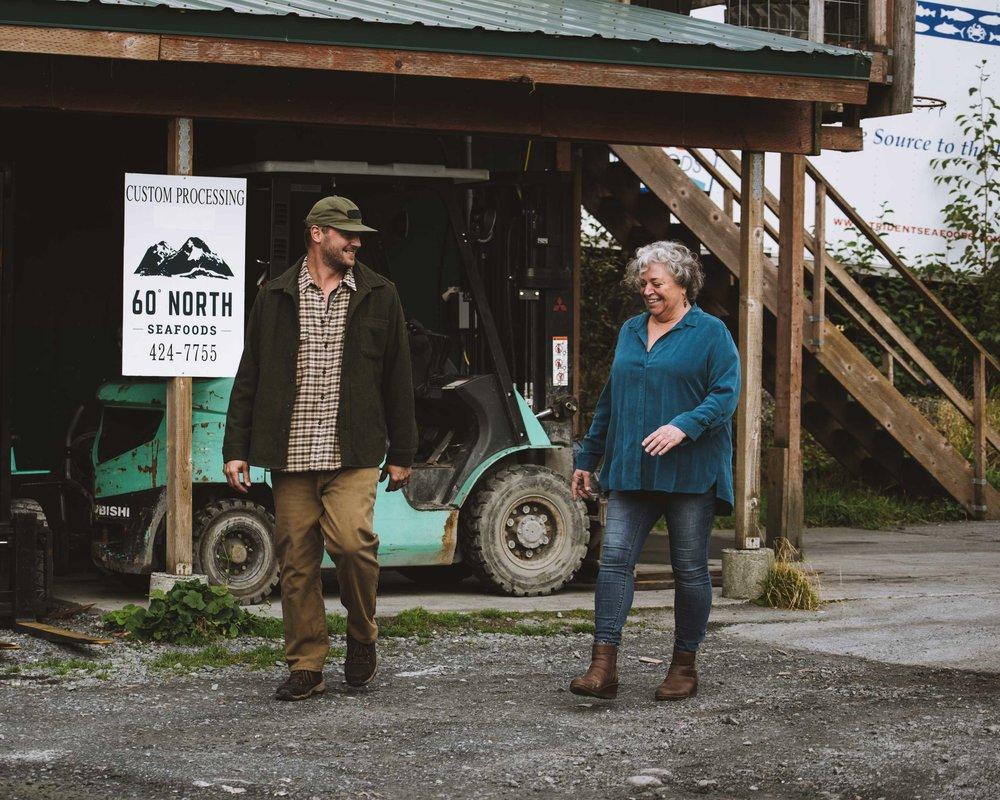 Oak & Eden   Fisherfolk   John Derek Weise   Sixty North Seafood