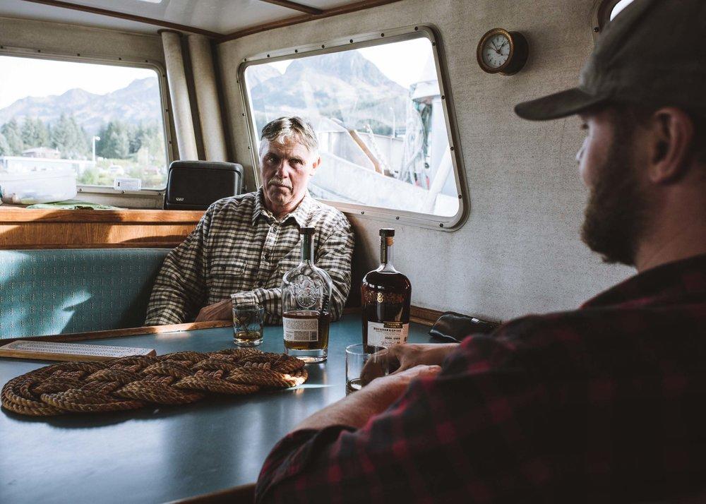 Oak & Eden | Fisherfolk | Alaska