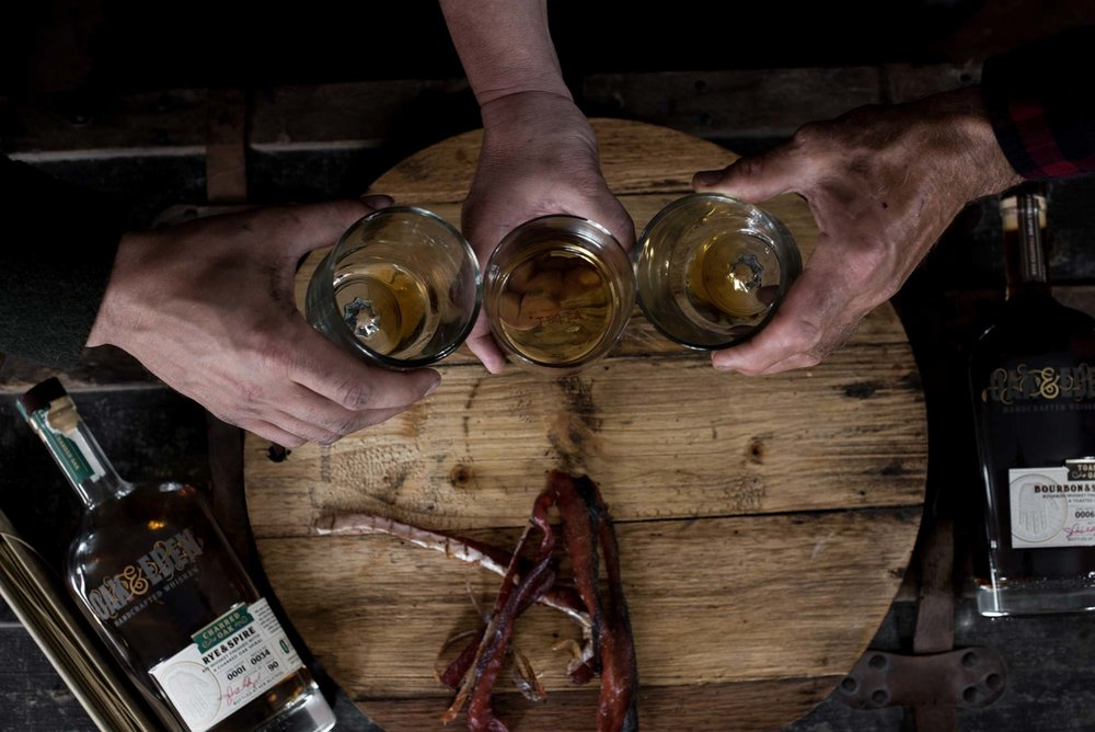 Oak & Eden | Fisherfolk | John Derek Weise | Sixty North Seafood