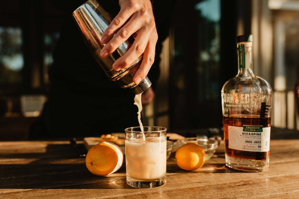 Oak & Eden Whiskey Sour