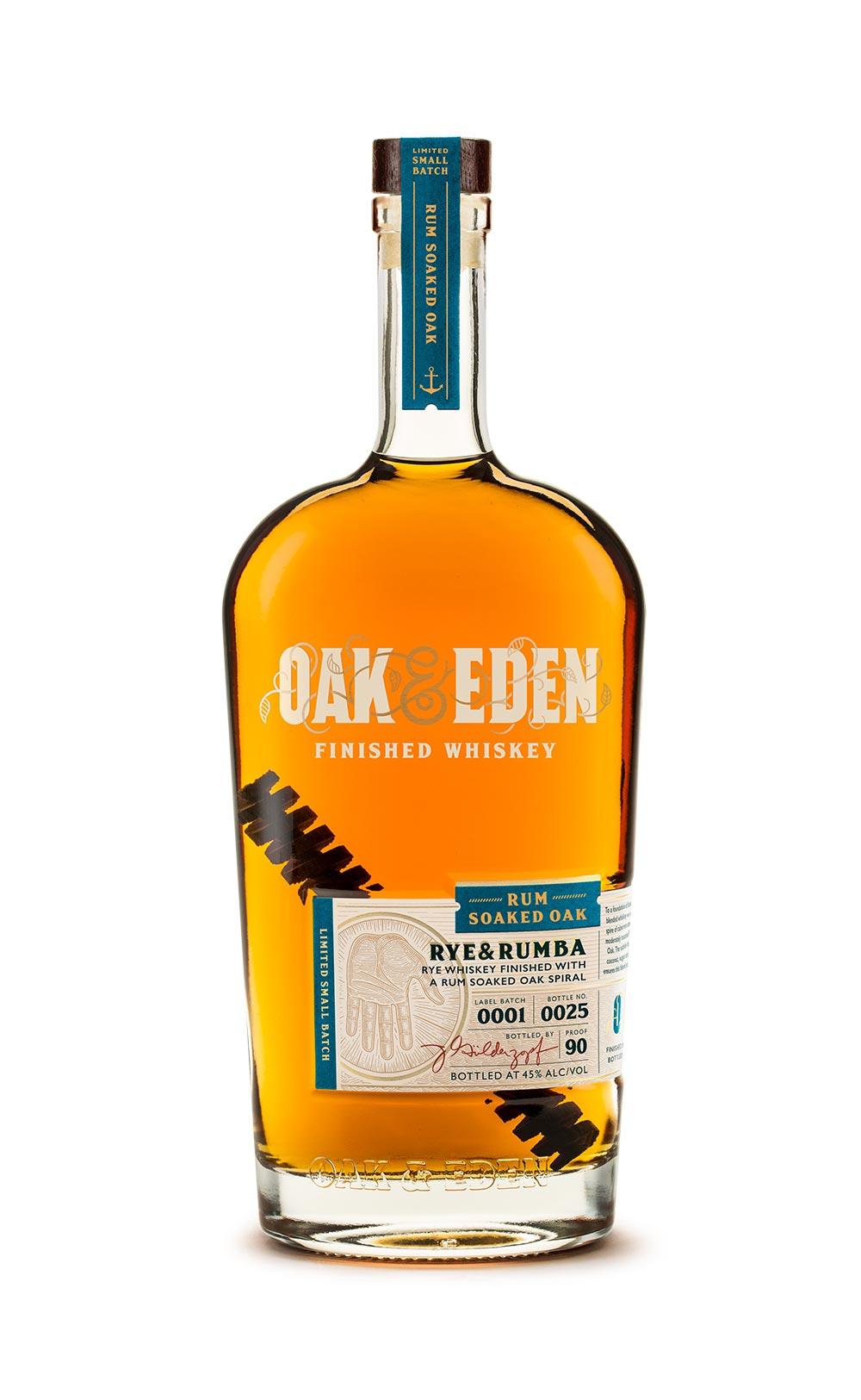 Oak & Eden Rye & Rumba