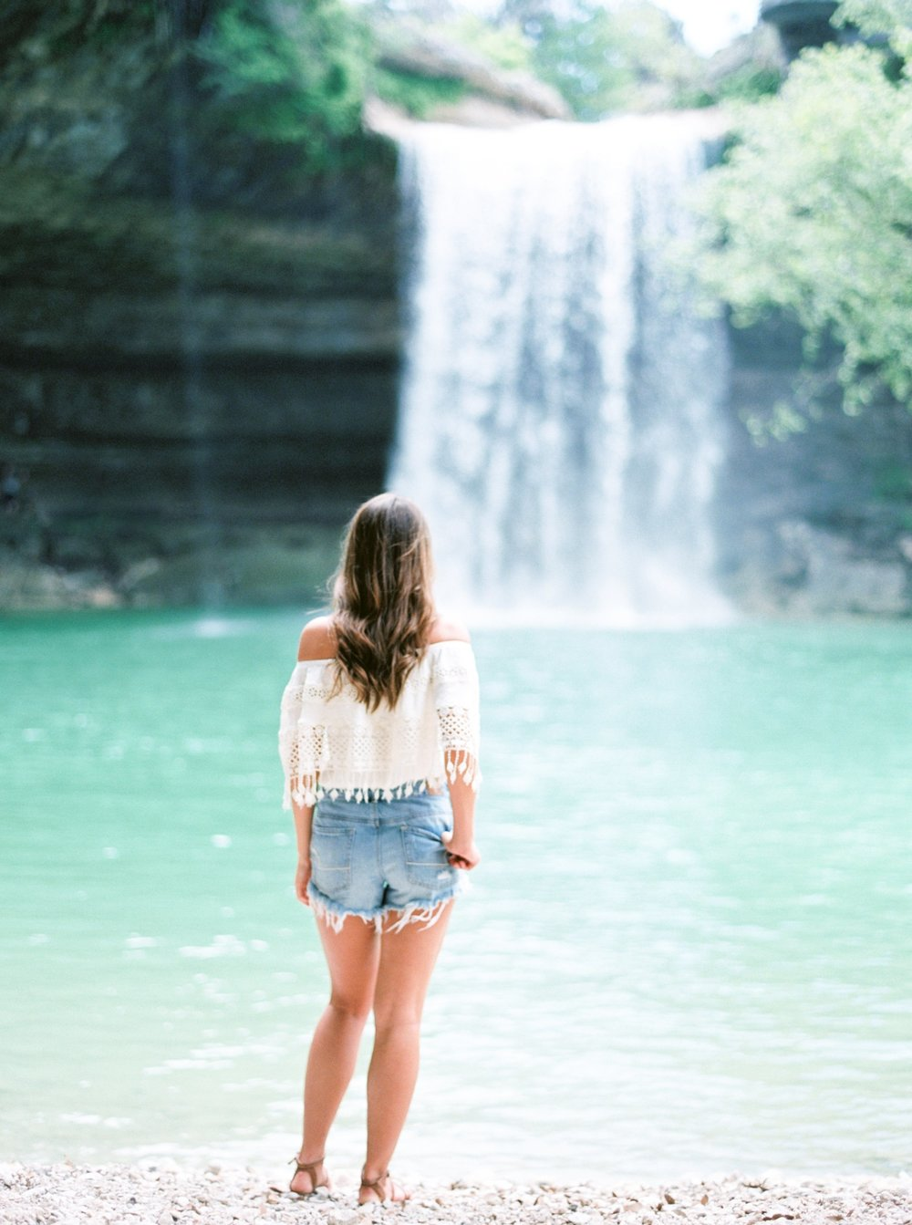 austin senior photography hamilton pool