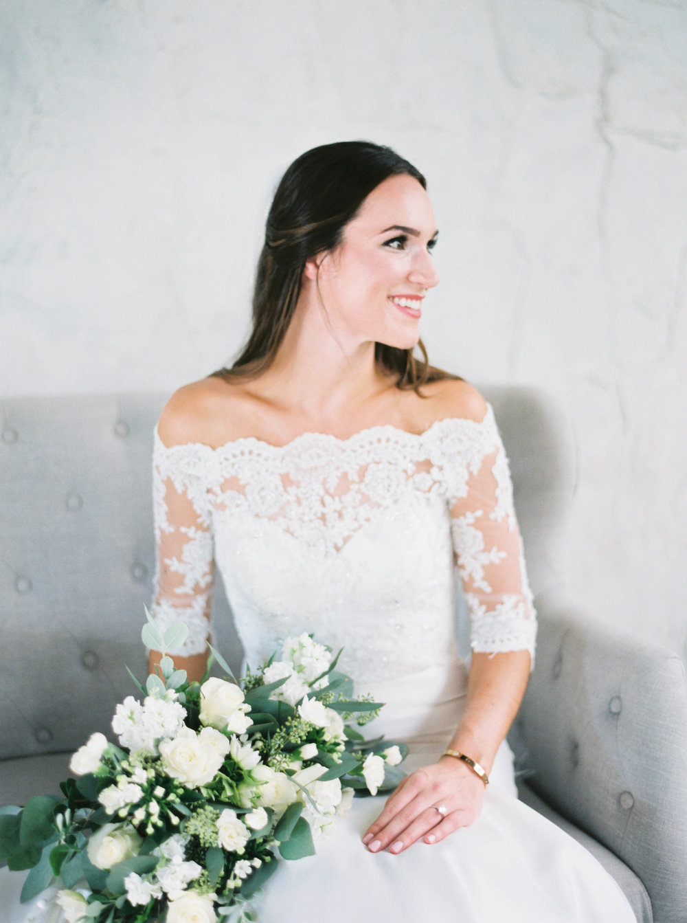 bridal hairstyles jenna mcelroy
