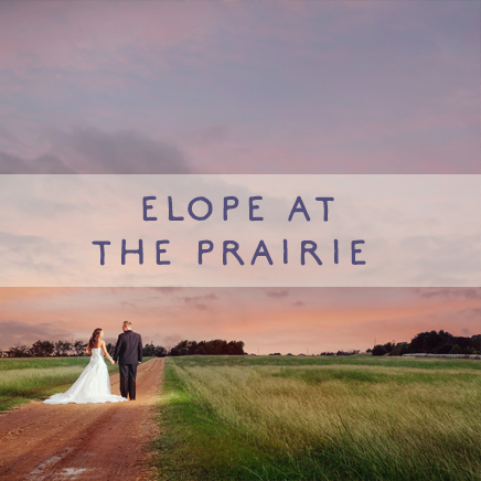 Elopements at the Prairie