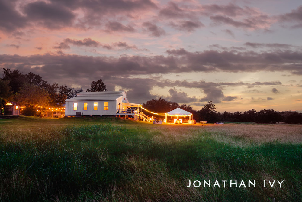 Prairie Wedding Jonathan Ivy Pearl Barn Sunset.jpg