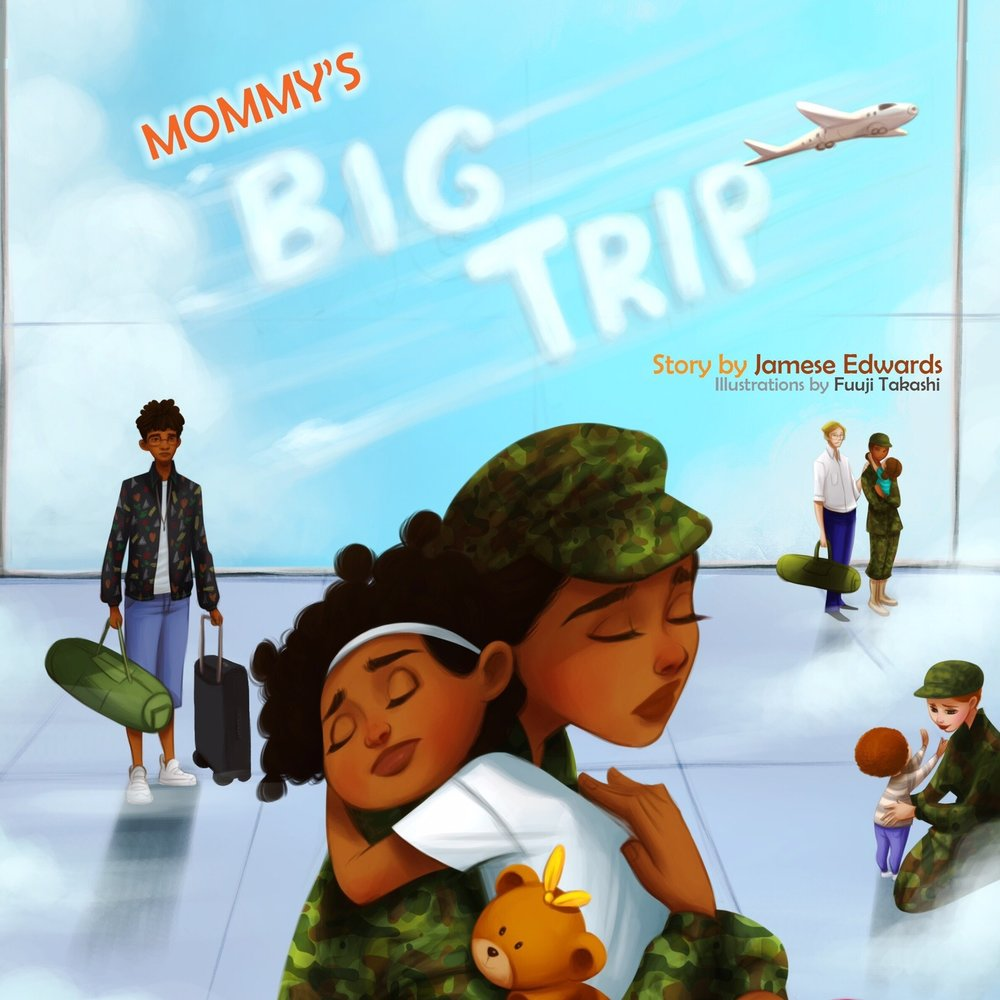 Mommy's Big Trip - Buy Now