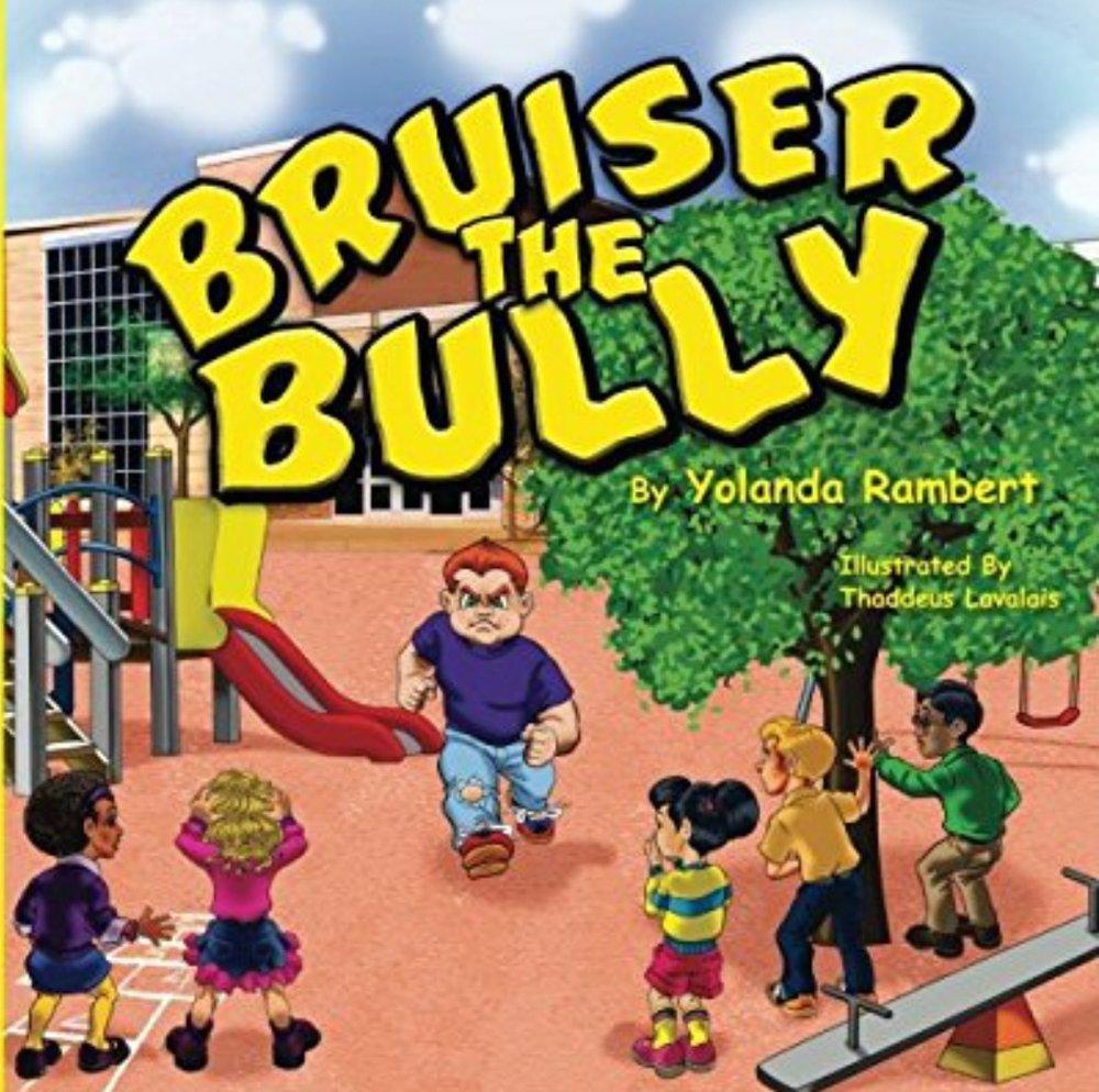 Bruiser the Bully - Buy Now