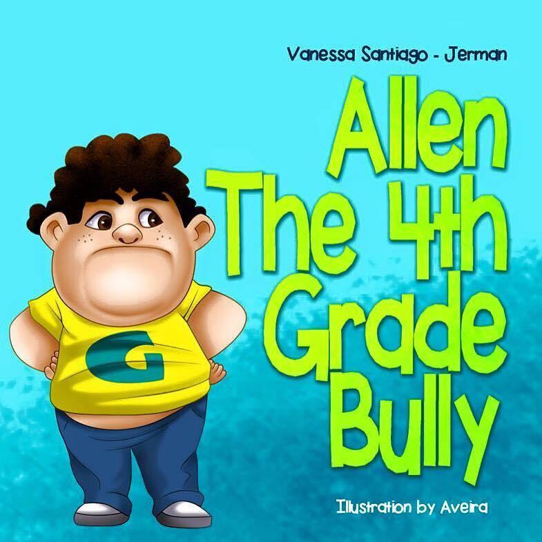Allen the 4th Grade Bully - Buy Now