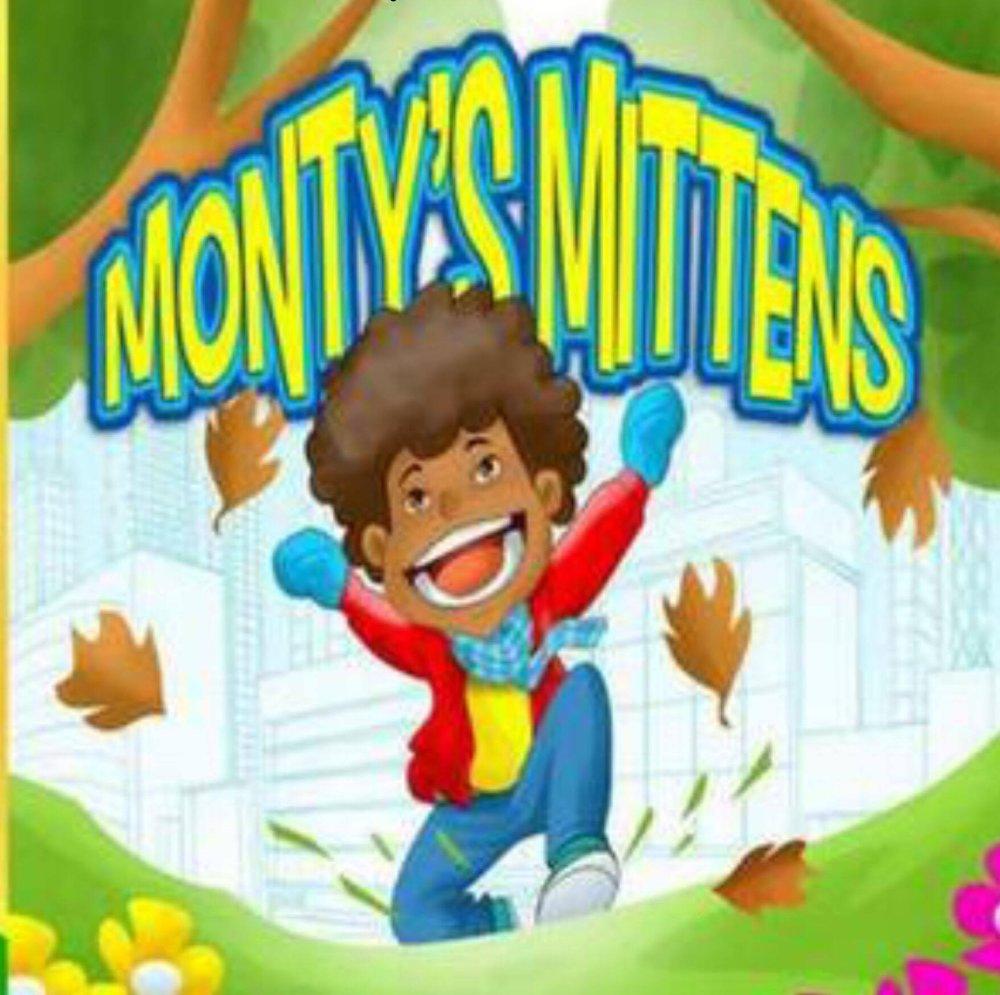 Monty's Mittens - Buy Now