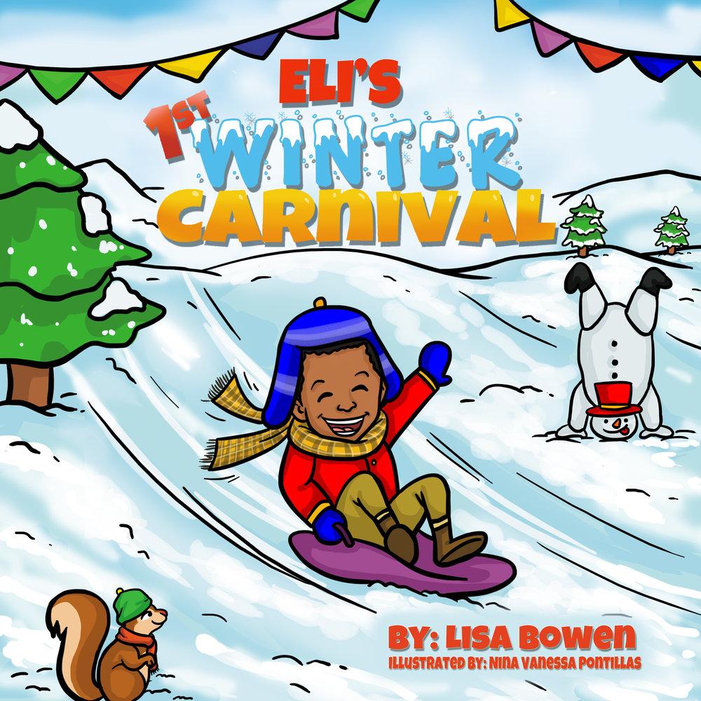Eli's 1st Winter Carnival - Buy Now