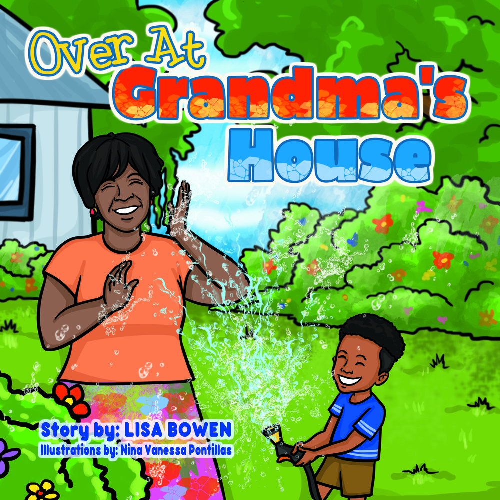Over at Grandma's House - Buy Now