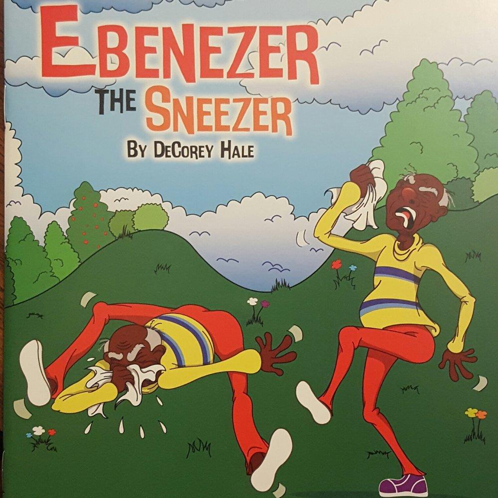 Ebenezer The Sneezer - Buy Now