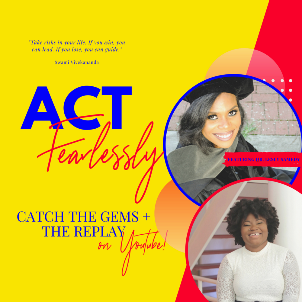 ACT Fearlessly