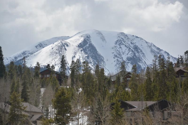 Buffalo Mountain, outside Silverthorne, Colorado