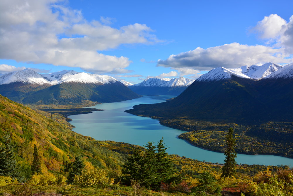 Kenai Peninsula, AK