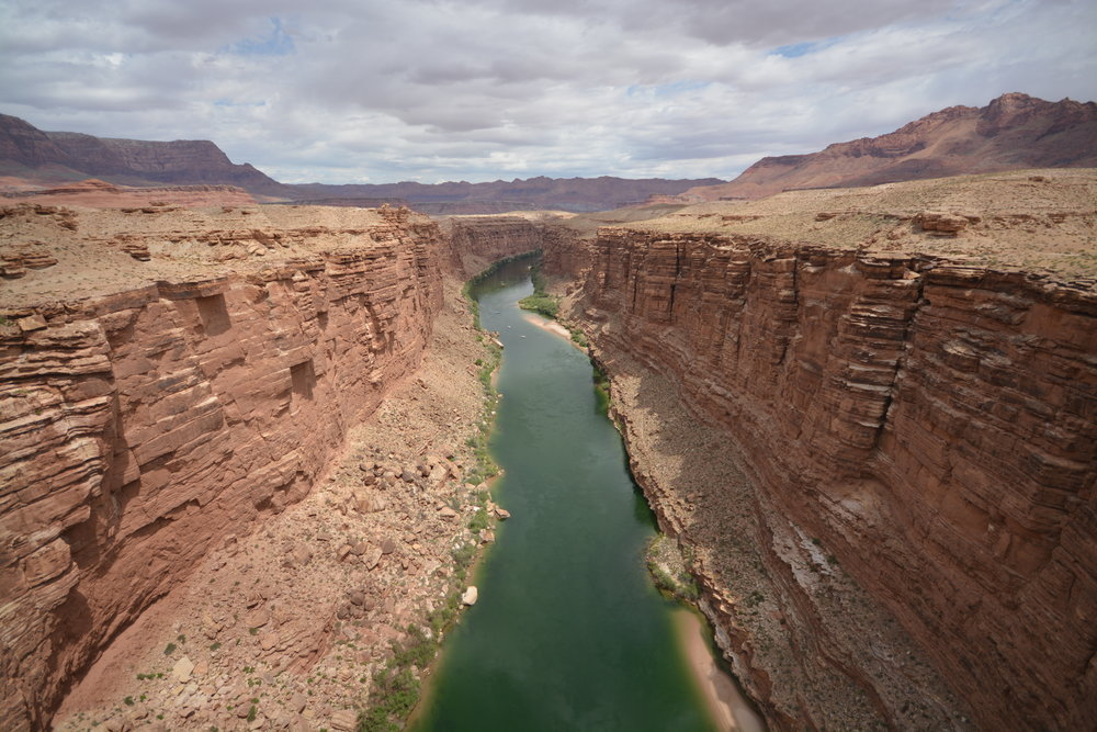 Colorado River, AZ