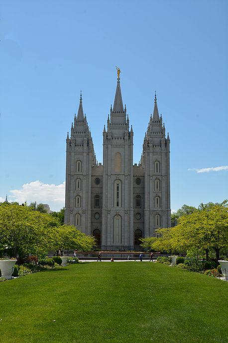 Mormon Tabernacle, Salt Lake City