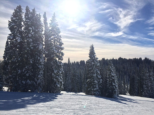 Steamboat Ski Area—where snow is celebrated!