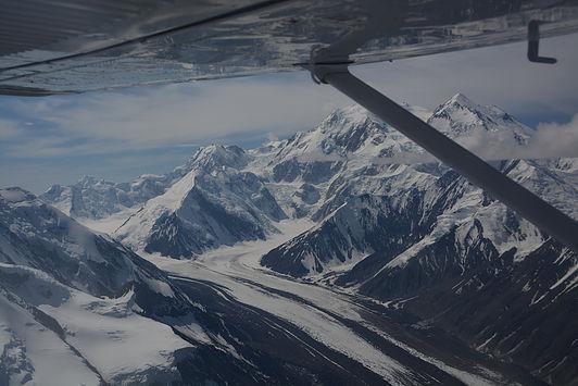 Glaciers galore!