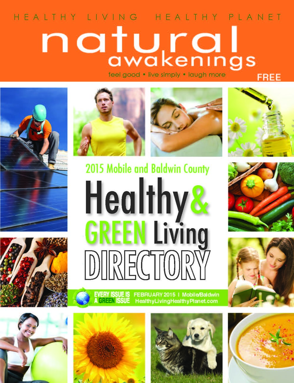 2015 Directory Issue