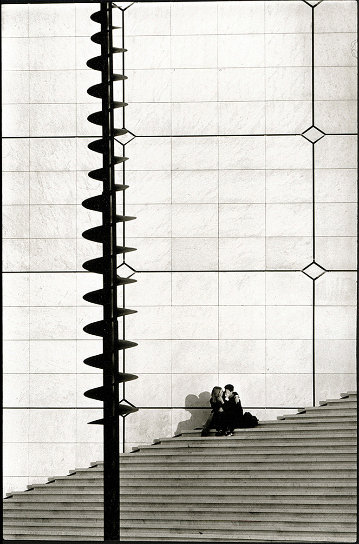 Les Amants, Paris, 1992