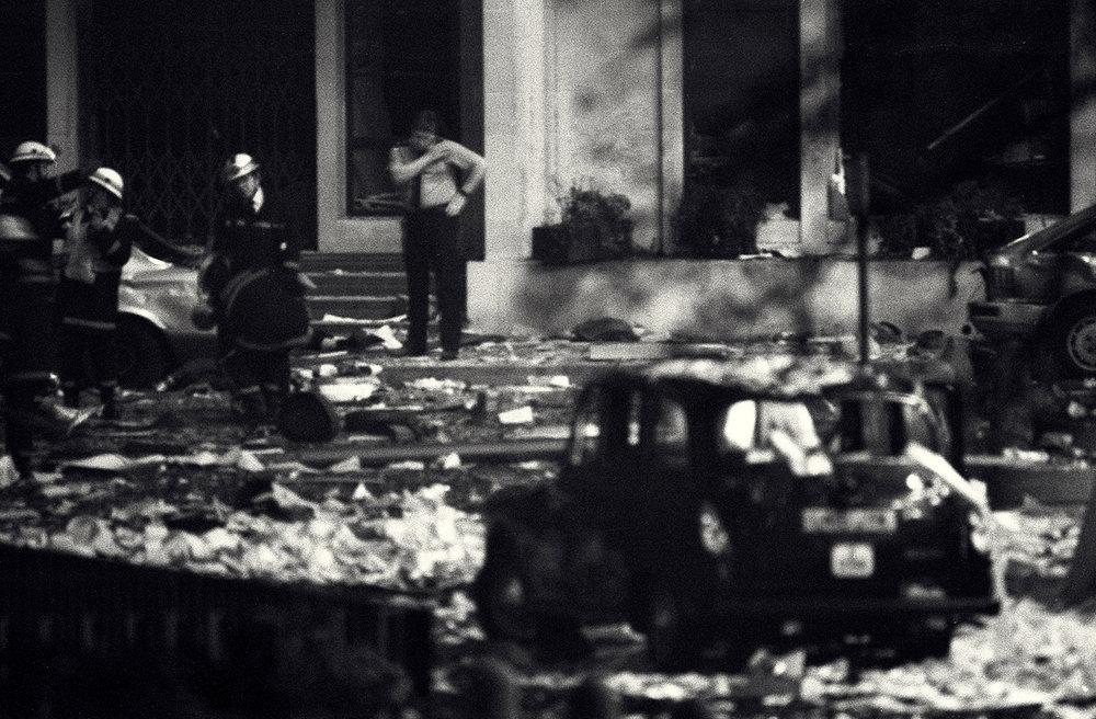 IRA bomb, Baltic Exchange, London, 1992
